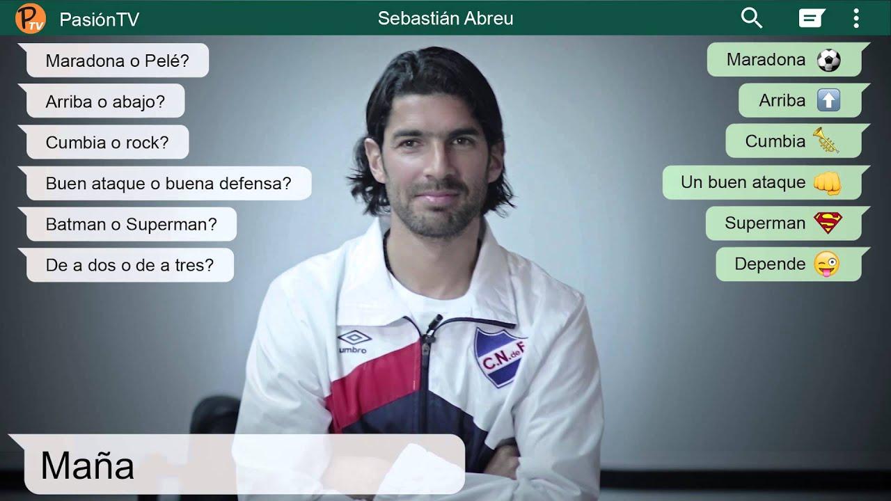Pasión TV - Ping-pong con Sebastián Abreu