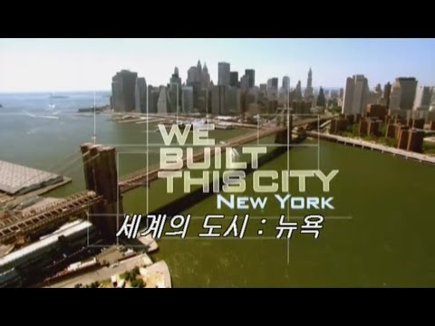 WE BUILT THIS CITY NEW YORK