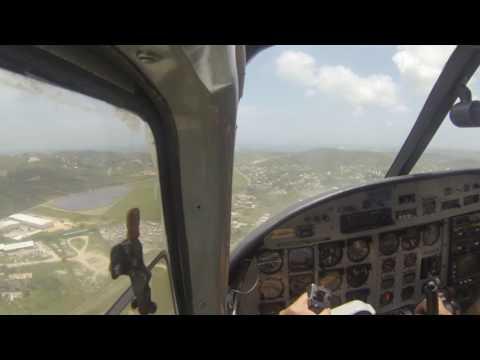 Antigua Landing