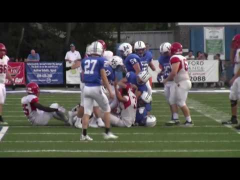 9216 Highlands Football Highlights vs. Scott County