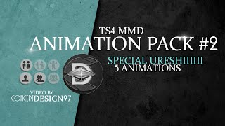 �������� ���� The sims 4 - MMD Singing : ANIMATION PACK #2 -