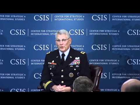 Military Strategy Forum: General Carter F. Ham, Commander, U.S. Africa Command