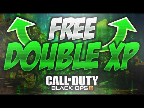GET DOUBLE XP NOW! BLACK OPS 3 FREE DOUBLE XP w/ YOU! CALL OF DUTY: BO3 MULTIPLAYER GAMEPLAY