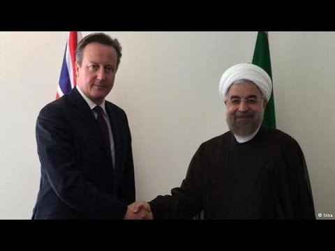 U K 's Cameron and Iran's Rouhani to Meet for Talks on Syria