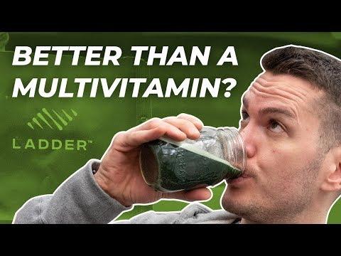 Ladder Greens Review Better Than a Multivitamin?