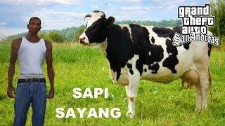 SAPI KESAYANGAN UCOK GTA KOCAK INDONESIA