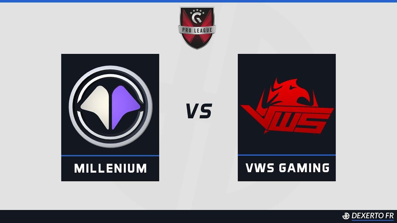 GFINITY PRO LEAGUE S2 - Millenium vs VwS