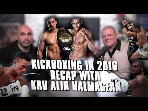 Kickboxing in 2016 Recap: Rico Verhoeven...