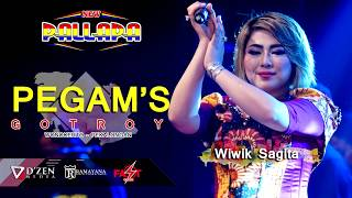 Download Mawar Putih ( Cipt: Adibal Sahrul ) New Pallapa Live PEGAMS 2019 - Wiwik Sagita