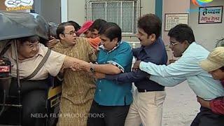 Dr. Haathi Stuck In Auto Rickshaw!   Taarak Mehta Ka Ooltah Chashmah   TMKOC Comedy   तारक मेहता
