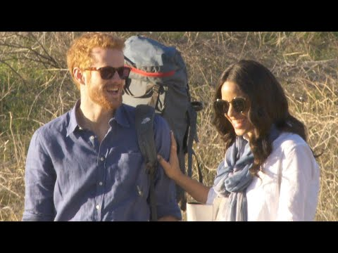 See Meghan Markle and Prince Harry Look-Alikes in New Lifetime Movie