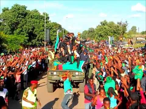 The History of Zambia - 50 Years of Independence
