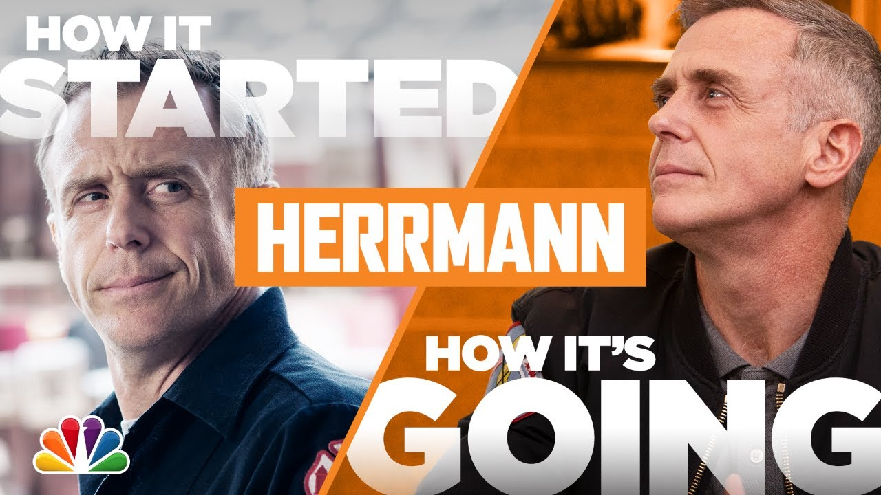 Relive How Things Started for Christopher Herrmann and See How Things Are Going Now - One Chicago