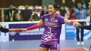 vuclip Pornpun Guedpard Proliga 2018/2019 / Posivo Polwan vs Jakarta Elektrik PLN