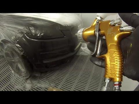 Spot Repair Audi Q7 Bumper & Mouldings