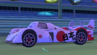 Cars 2 PC Gameplay HD