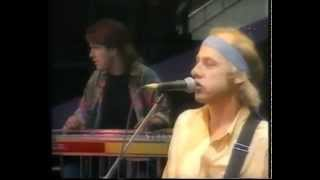 Dire Straits: Interview + live footage Stockholm 1992