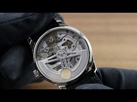 IWC Portugieser Automatic IW5007-04 Showcase Review