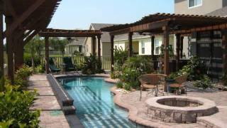 Full Backyard Design In New Tampa.wmv