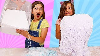 LAST TO STOP ADDING INGREDIENT TO SLIME WINS $10,000 CHALLENGE! | JKrew