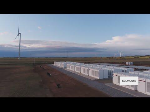 Cent jours pour construire une méga-batterie en Australie : Tesla remporte son pari