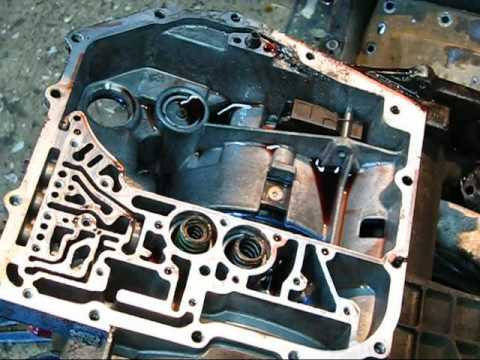 Chrysler Voyager 2001 Automatic Transmission Repair Part 8