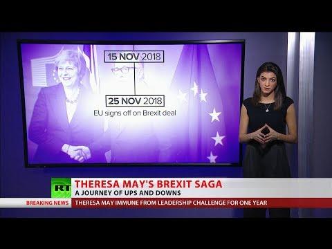 Theresa May's Brexit saga