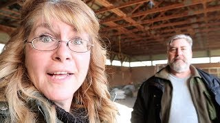 OUR NEW HORSE FARM TOUR!