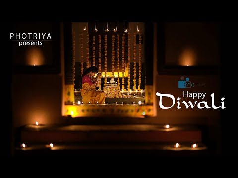 Wish you a Happy and Prosperous Diwali from Photriya Photography