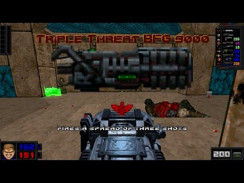 Ancient Aliens + LegenDoom for Doom 2 - Map 26: Egyptian Metaphysics