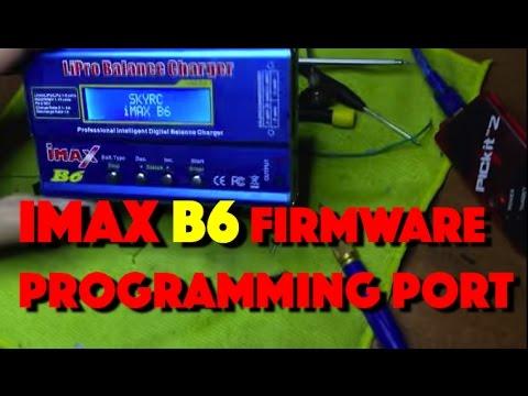 Imax b6 ac обновление прошивки