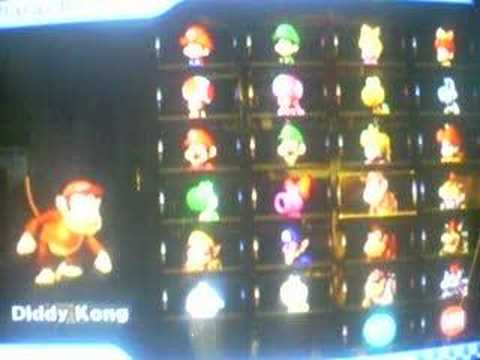 mario kart wii all characters unlocked youtube. Black Bedroom Furniture Sets. Home Design Ideas