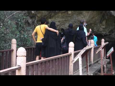 Saudi Arabian People in Langkawi Malaysia Honeymooners