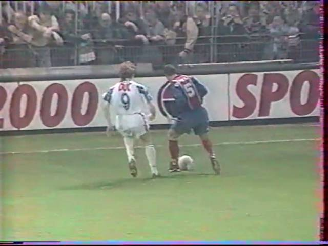 AUXERRE - PSG (3-0) // 24/03/1996
