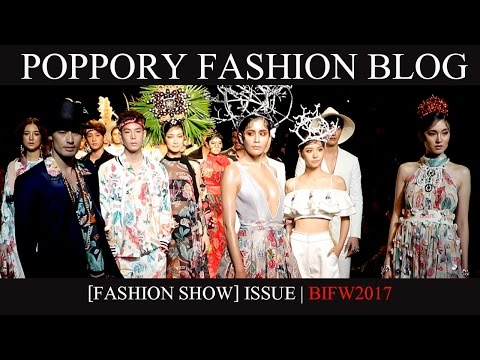 ISSUE | BIFW2017 | Bangkok International fashion Week 2017
