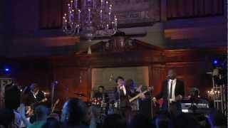 Raphael Saadiq - Skyy, Can You Feel Me Live At Boston