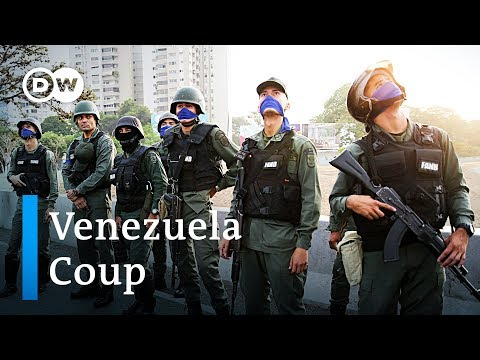 Venezuela: Who is supporting the Juan Guaido opposition coup? | DW News