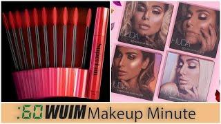Smashbox NEW SuperFan Mascara! Huda's LIMITED EDITION Birthday Bundles!   Makeup Minute
