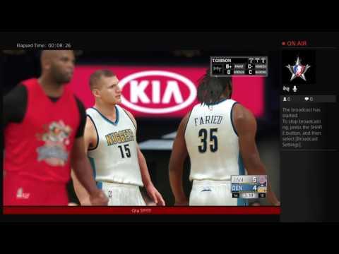 My team jam vs Denver
