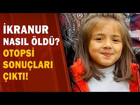 İkranur'un Otopsi Raporu Çıktı! İkranur Nasıl Öldü? / A Haber