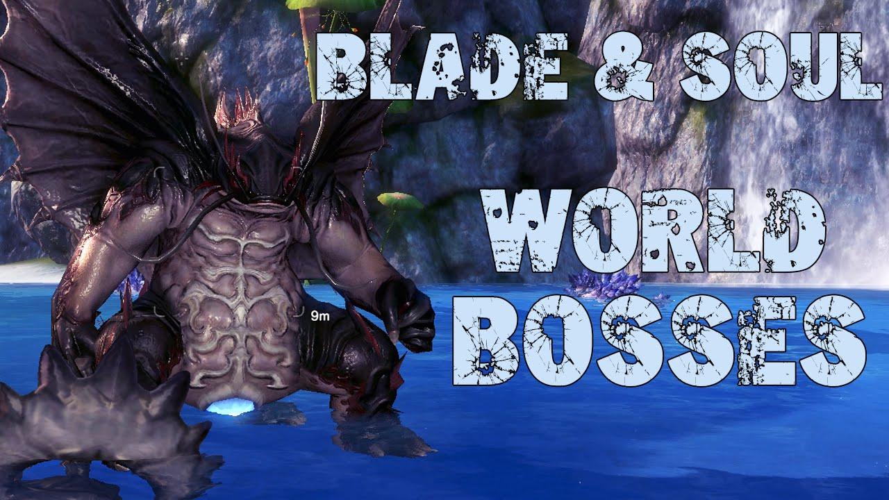 Blade soul world bosses king kaari youtube gumiabroncs Choice Image