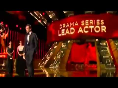 Jon Hamm wins Emmy Award for Lead Actor in a Drama Series at 67th Primetime Emmy awards
