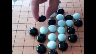 Aller de l'IA: la Création d'une Intelligence Artificielle pour Jouer au Jeu de Go (Google Science Fair 2012)