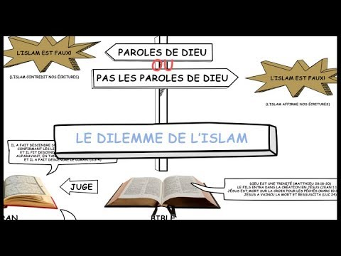 [LA CENSURE YOUTUBE] Le Coran, la Bible, et le Dilemme de l'Islam - David Wood en francais