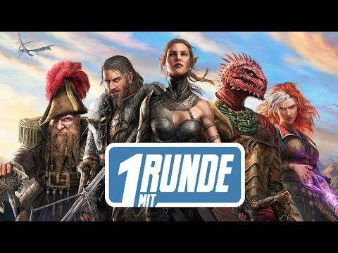 1 Runde mit Divinity: Original Sin 2 im Game Master Mode mit Steffen , Bell, Thomas und Timo