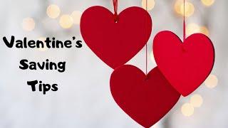 Gambar cover Valentine's Day Savings Tips 2020
