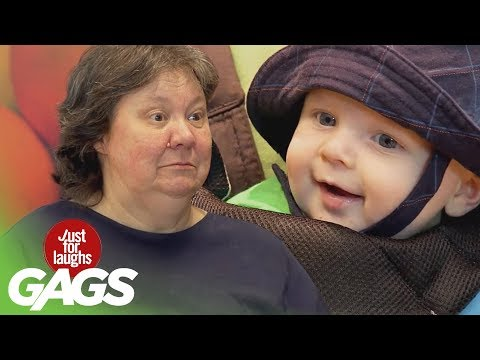 Best Father Pranks - Best of Just For Laughs Gags