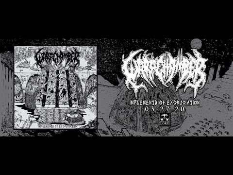 WARP CHAMBER - Abdication Of The Mind (official audio)