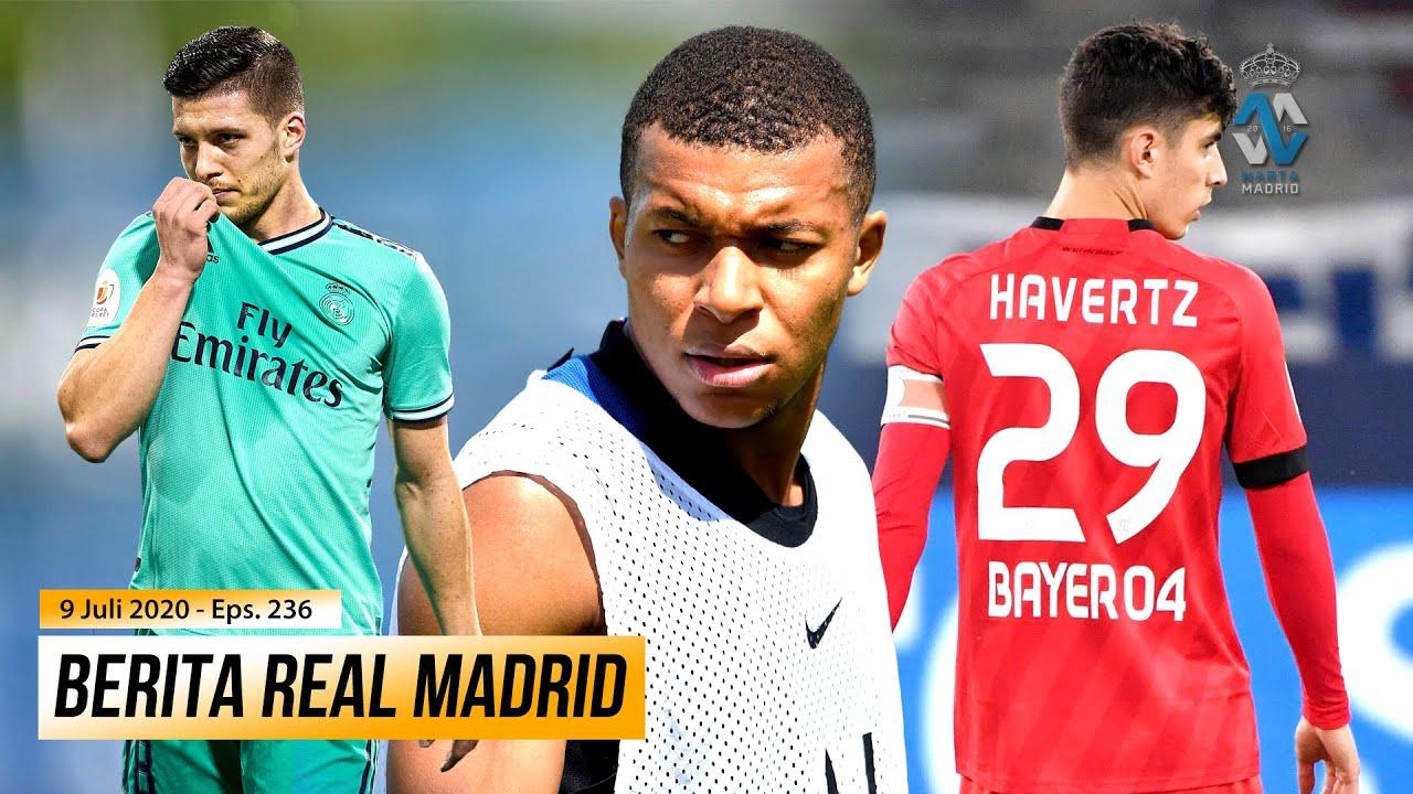 Luka Jovic Harus Jalani Isolasi | Mbappé, Camavinga dan Havertz Masih Menunggu Real Madrid