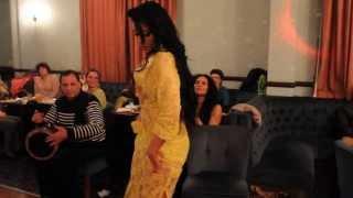 Farah Nasri Bellydancer Performing at Dance Meze a Zara's Zouk event PART 2